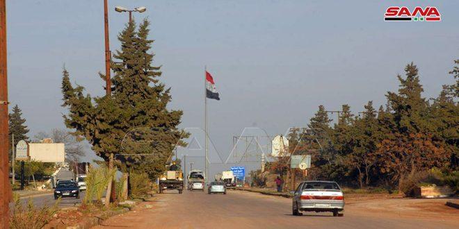 Şam – Halep Ulusararası Yolunun Açılması Vakit, Çaba ve Para Tasarrufu Eder