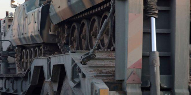 Rus Kaynak, Türk Rejimin İdlib'teki Teröristlere Arasında Uçaksavar Olmak Üzere Silah Vermeye Devam Ediyor