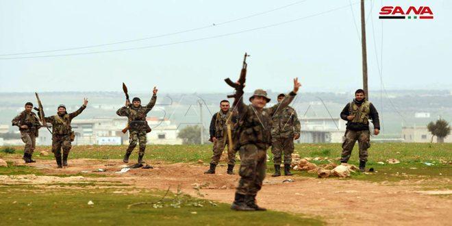 Ordu Birliklerimiz İdlib Güney Kırsalında Yeni Bölgeleri Terörden Temizledi