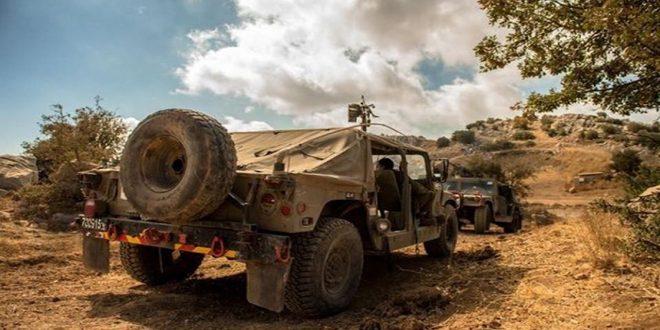 İşgalci İsrail'in Güçleri Filistinlilerin Topraklarını Zorla Ele Geçirmeye Devam Ediyor