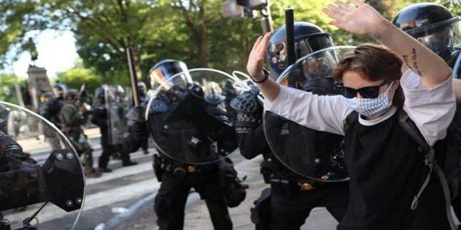 Amerikan Polisinin Suçlarının Yüzde 99'u Cezasız Kalıyor