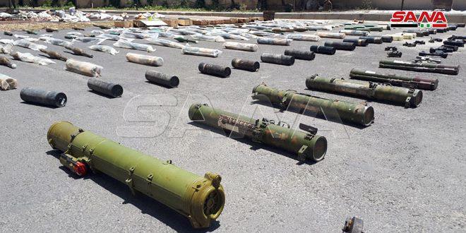 Radikal Terör Gruplarından Kalma Cephane Depoda Amerikan TOW Sistemi Ele Geçirildi
