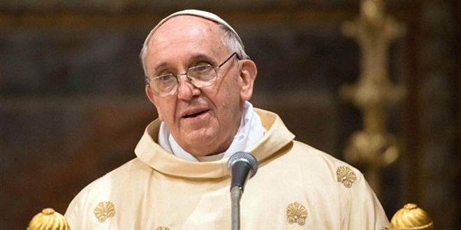 Papa Francis, Türk Rejiminin Ayasofya Kilisesini Camiye Dönüştürme Kararına Yönelik Esefini Dile Getirdi