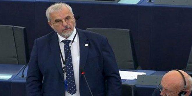 Avrupa Parlamentosu Millet Vekili: Türkiye, Suriye'de Savaş Suçları İşledi