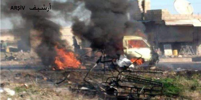 İşgal Edilen Tel Helf Beldesinde Bombalı Eylemde 3 Sivil Şehit ve Diğer 12 Yaralı