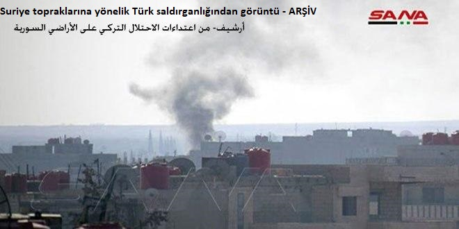 Türk İşgali ve Paralı Teröristleri Haseke ve Afrin Bölgelerinde Sivillere Karşı Uygulamalarını Sürdürüyor