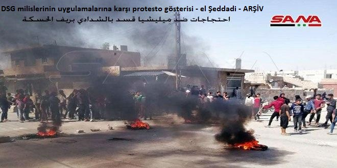 DSG Milisleri Zorbalıklarına Devam Ederek Kaçırma Eylemleri Gerçekleştirdi