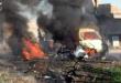 El Bab Kentinde Bombalı Eylemde 5 Terörist Öldürüldü