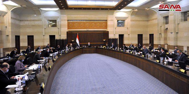Kabine, Suriye'nin Korona Aşısını Güvence Altına Almak İçin Dünya Sağlık Örgütü Aracılığıyla Kovacs Girişimine Katılmasını