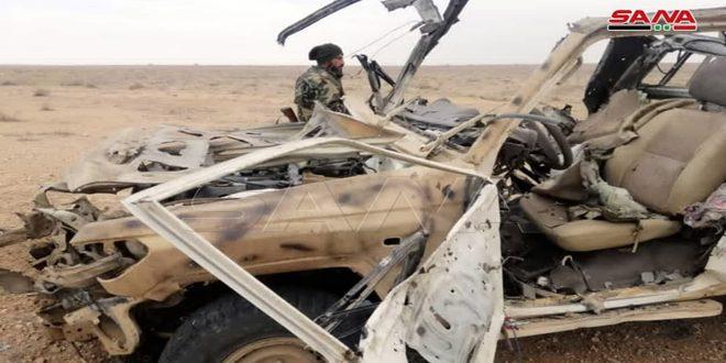 Ordu Sivil ve Askeri Araçlara Saldıran Terör Grubunu Etkisiz Hale Getirdi