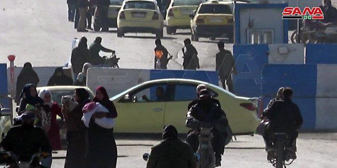 SDG Milisleri Haseke Kenti Mahallelerinin Abluka Altına Almasına 12. Gününe Devam Ediyor – FOTOĞRAF