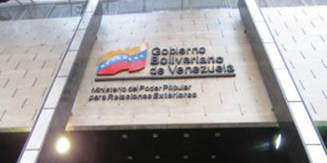 Venezüella, Deyrezzor'deki Bölgelere Yönelik ABD Saldırganlığını Şiddetle Kınadı