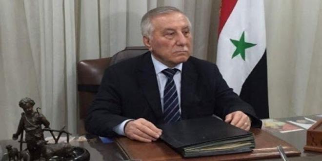 Suriye'nin Eski Ürdün Büyükelçisi Tümgeneral Bahjet Süleyman Vefat Etti