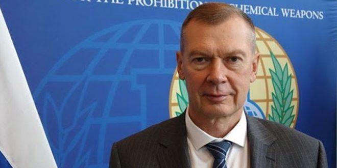 Rusya: OPCW, Duma'daki İddia Edilen Kimyasal Saldırının Koşullarını Ortaya Çıkarmalı