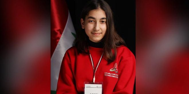 Suriye Takımı, Rusya'daki Mendeleev Olimyatı'nda Bronz Madalya Kazandı