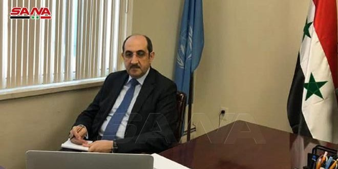 Suriye: Tekrarlanan İsrail Saldırıları Bölgenin İstikrarı ve Uluslararası Barış ve Güvenliği Tehdit Ediyor