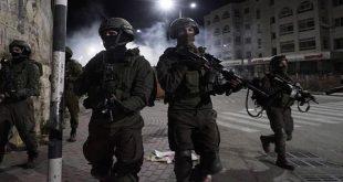 İsrail İşgal Güçleri, Batı Yaka'nın Farklı Bölgelerinde 8 Filitinliyi Tutukladı