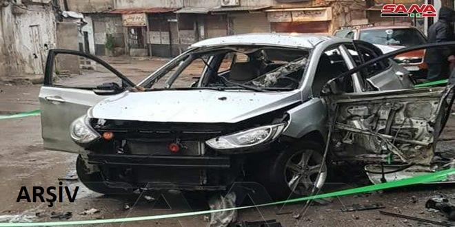 Kuneytra Kırsalında Bomba Düzeneği Patladı, 1 Vatandaş Yaralandı