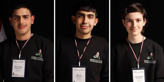 Suriye Takımı, 2021 Asya Matematik Olimpiyatında İki Bronz ve Bir Takdir Belgesi Kazandı