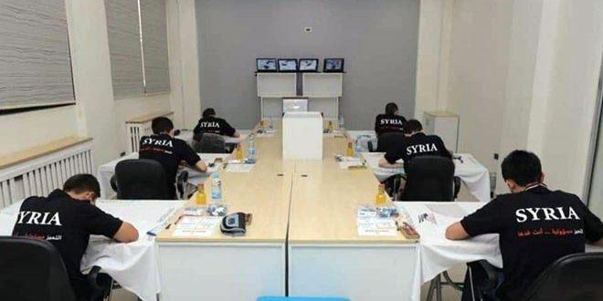 Rusya'nın Suriye'nin Katılımıyla Uzaktan Düzenlediği Dünya Matematik Olimpiyatları Başladı