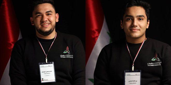 Uluslararası Fizik Olimpiyatları'nda (IPhO) Suriye'ye İki Bronz ve 3 Teşekkür Belgesi