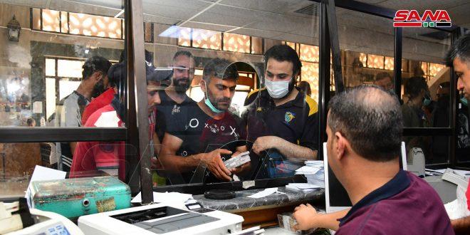 Suriye Postası, 1 Haziran'da tüm merkezlerinde Askerlik Hizmetini Bitirenler İçin Tazminat Ödemeye Başladı