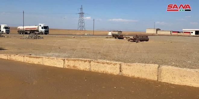 Amerikan İşgali Çalıntı Suriye Petrolü Irak'a Kaçırmaya Devam Ediyor