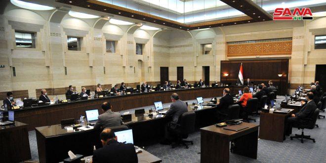 Kabine Haftalık Oturumunda Pozitif Müdahale Kurumlarının Rolünün Güçlendirilmesi ve Mallar Üzerindeki Tekel İle Mücadeleyi Tartıştı