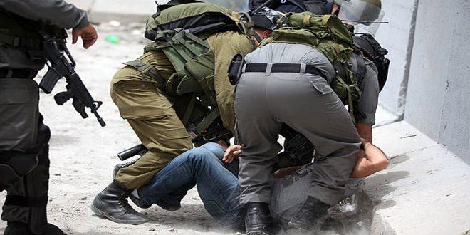 İsral İşgal Güçleri, Beyt Lahm Kentinde 1 Filistinliyi Tutuladı