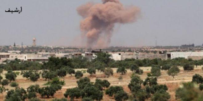 İşgalci Türkiye Ve Kiralıkları Tel Temr Ve Rasulayn Çevresine Füzelerle Saldırdı