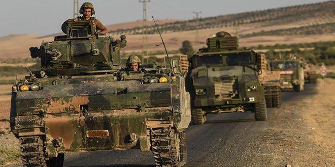 Türk İşgali İdlib Ve Kırsalındaki Noktalarını Ve Terör Örgütlerine Desteğini Güçlendiriyor