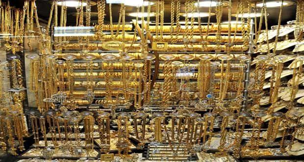 غرام الذهب يرتفع 10 آلاف ليرة