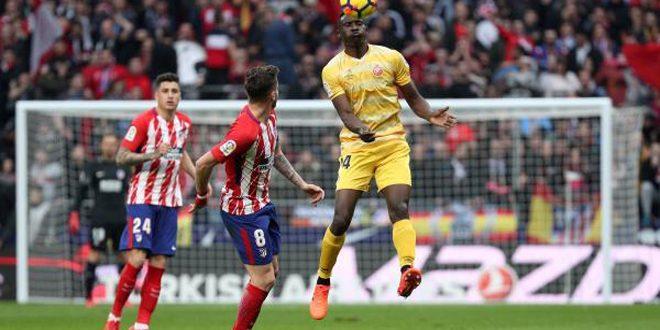 أتلتيكو يتعادل مع جيرونا بهدف لمثله في دوري الدرجة الأولى الإسباني