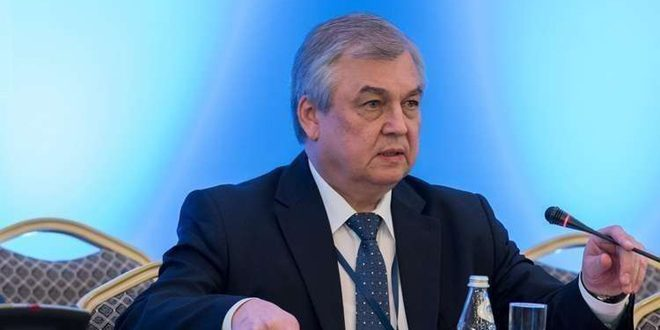 لافرنتييف:روسيا وجهت دعوات لعدد من الدول لحضور مؤتمر سوتشي