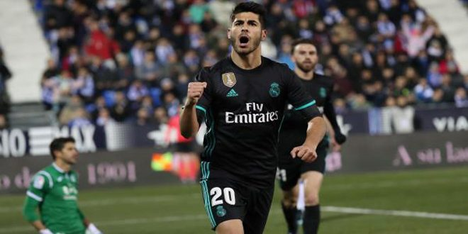 ريال المتعثر يتغلب على ليغانيس في كأس إسبانيا بكرة القدم