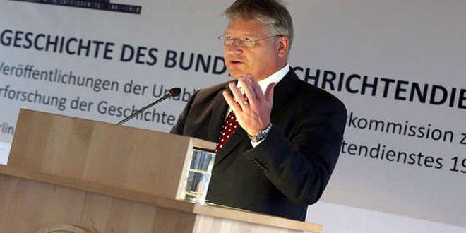 ألمانيا تؤكد ضرورة الحوار مع سورية حول مكافحة الإرهاب