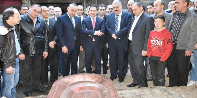 وزير السياحة يدعو لإطلاق مشاريع استثمار سياحي استراتيجية