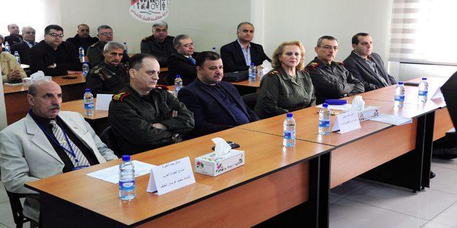 مؤتمر لوزارة الداخلية وهيئة صناع الجودة العرب