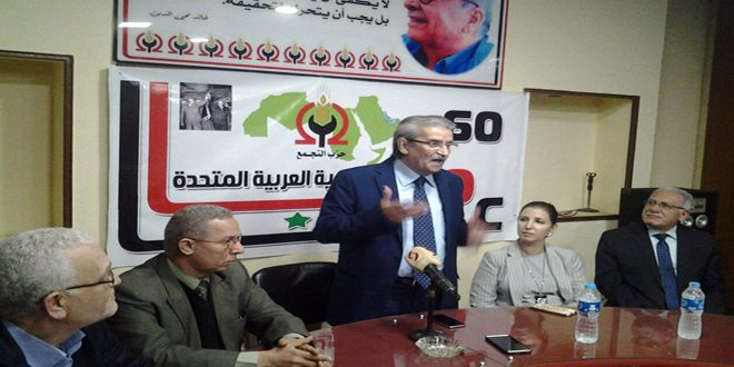 شخصيات مصرية: صمود سورية ضد الإرهاب يؤكد أنها قلب العروبة النابض