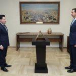أمام الرئيس الأسد… الكواكبي ودبيات يؤديان اليمين القانونية محافظين لدير الزور والقنيطرة