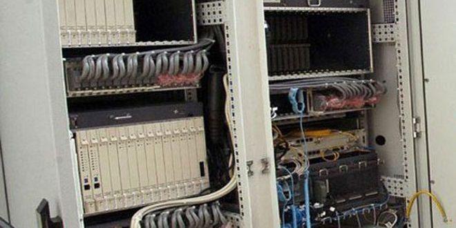 بكلفة تزيد على 240 مليون ليرة … مشروع لتوسعة خطوط الهاتف في منطقة مصياف
