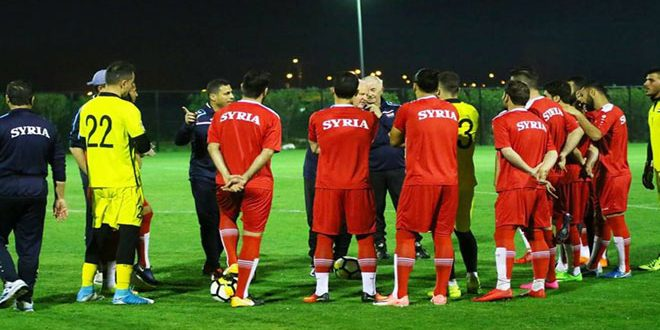 نسور قاسيون يتطلعون للظفر بلقب بطولة الصداقة الدولية بكرة القدم