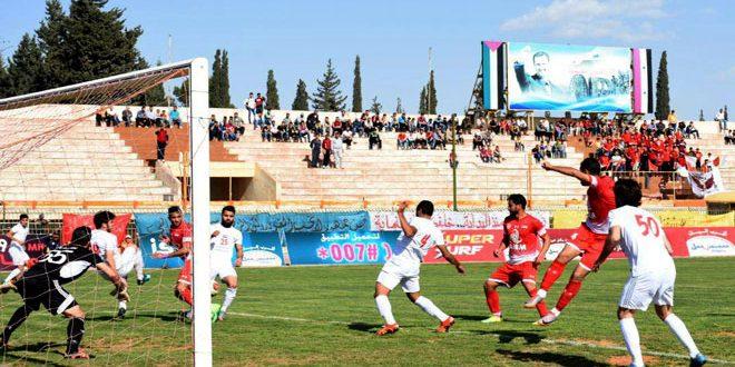 الجيش يستعيد الصدارة بفوزه على الطليعة في ختام المرحلة 21 من الدوري الممتاز