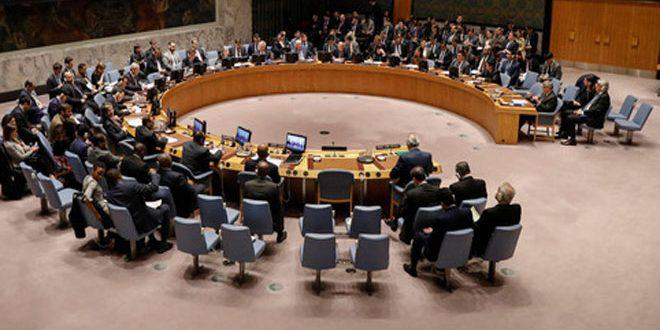 مجلس الأمن يعقد اجتماعا غير رسمي بالسويد حول الوضع فيسورية