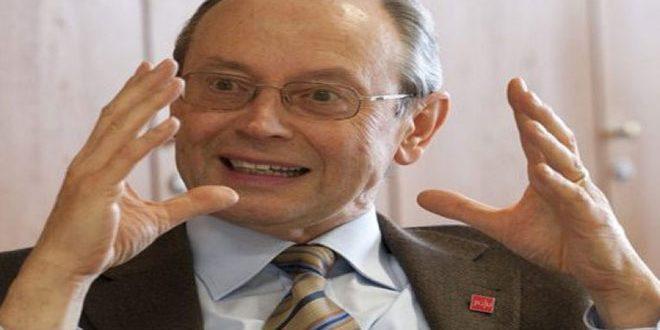 برلماني أوروبي سابق: العدوان الثلاثي على سورية مرفوض