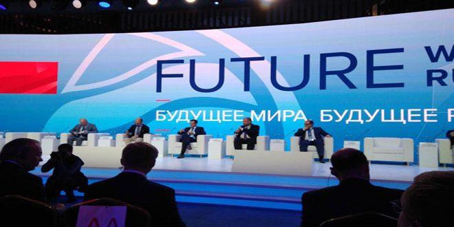 الخليل يدعو ممثلي الدول المشاركة في مؤتمر يالطا للمساهمة في عملية إعادة الإعمار في سورية
