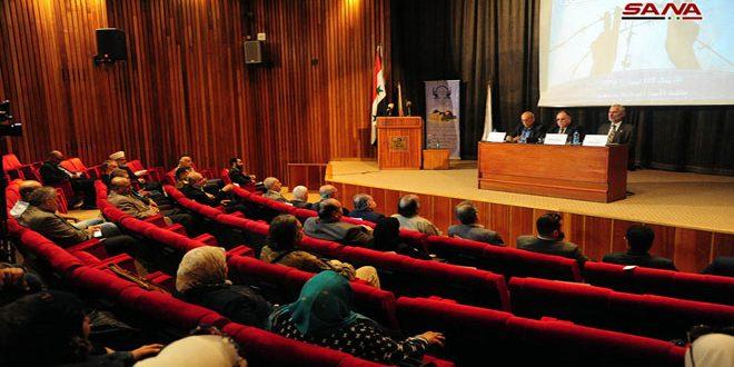 ندوة ثقافية لمؤسسة القدس بمناسبة يوم الأسير السوري والفلسطيني