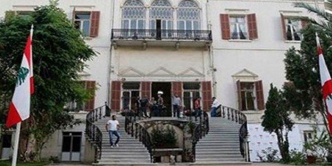 الخارجيةاللبنانية تأسف لموقف الأمم المتحدة بشأن المهجرين السوريين
