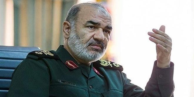 مسؤول إيراني: مخططات الولايات المتحدة هُزمت في سورية