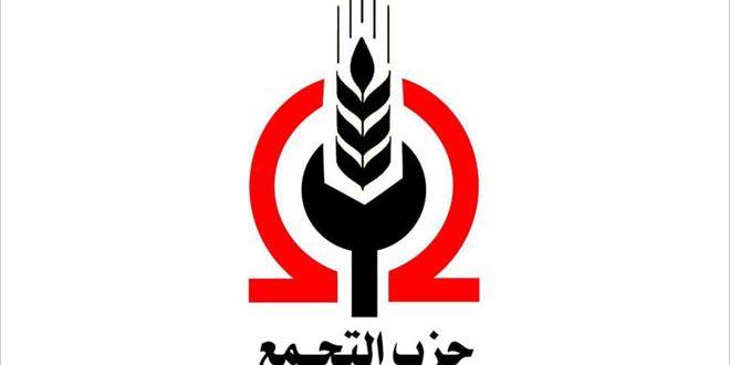 حزب مصري:تطهير المناطق المحيطة بدمشق من الإرهاب رسالة انتصار قوية